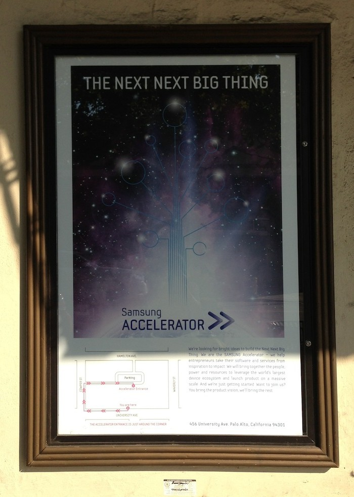 samsung accelerator